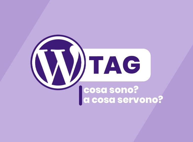 come gestire i tag su wordpress